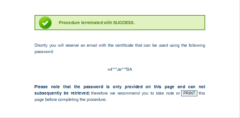 Actalis-Free-Email-Certificate-Apply-Password