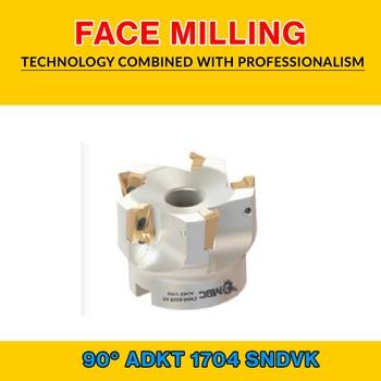 TK ADKT 17 001 SNDVK FACE MILLING EM90 40X4 016 R390 1704