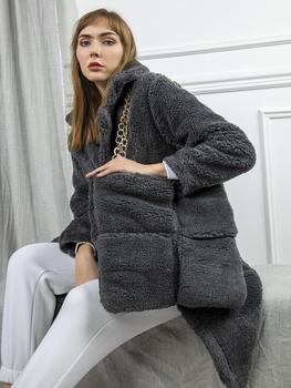 Women Teddy Bag Autumn Winter Thick Bag Fur Bag Chain Bag
