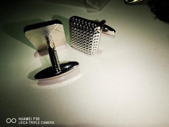 Silver Men's Cufflinks