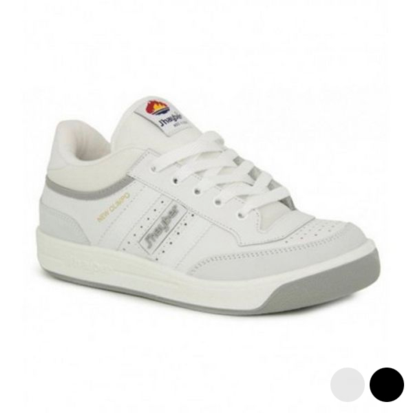 Trainers J Hayber New Olimpo White - title=