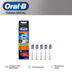 Oral-B TriZone, Replacement Heads for Electric Toothbrush, Set of 5 Heads
