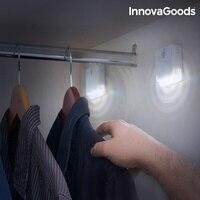 InnovaGoods Motion חיישן LED (חבילה של 2) באתר