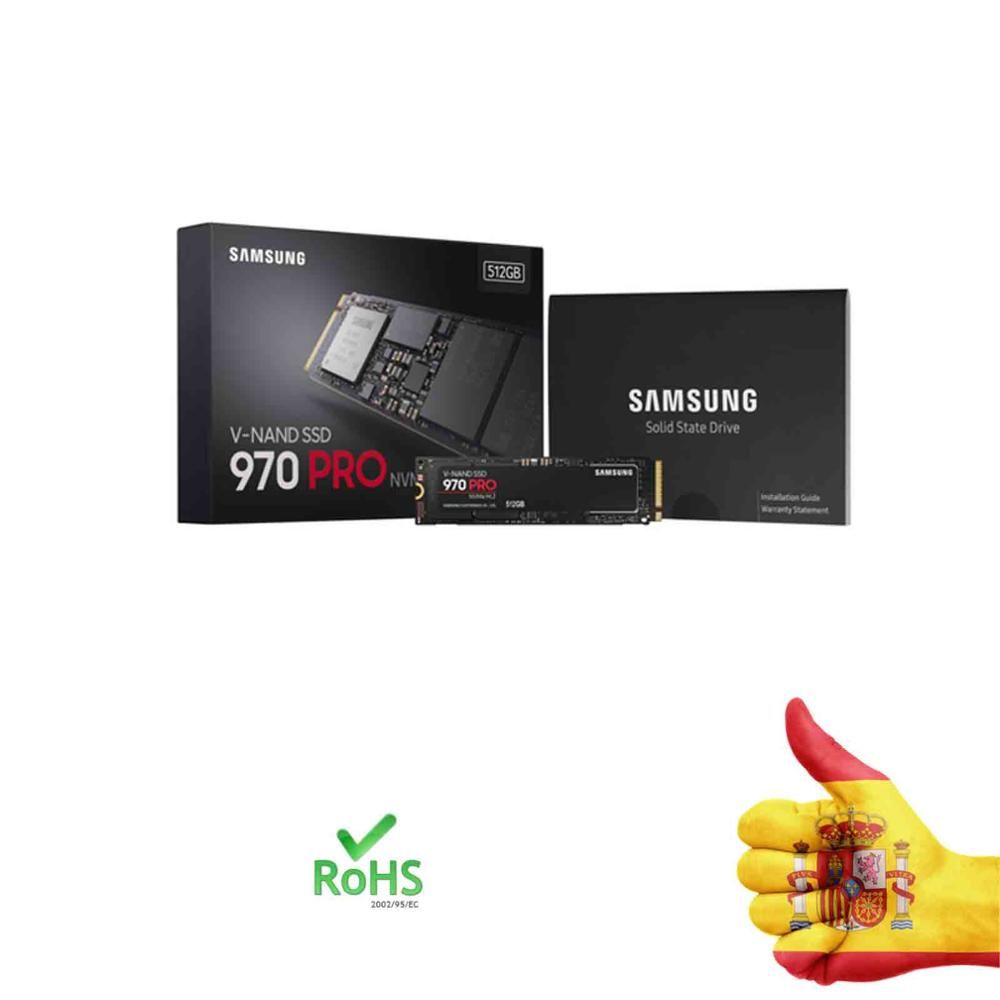 MEMORY SSD SAMSUNG 970 PRO SERIES NVME (MZ-V7P1T0BW) 1TB