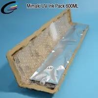 Mais novo Mimaki LH 100 Duro UV Tinta Curável para UJF-3042FX UJF-3042HG UJF-6042 UJF-706 UJV-160 Impressora plana UV