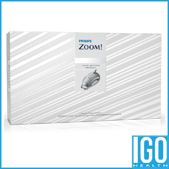 Philips Zoom ZME2668 In-Office Light-activated Whitening System Procedure Kit  1 Patient Treatment Daywhite Nitewhite