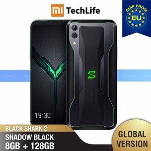 Image 2 - Глобальная Версия Xiaomi Black Shark 2 128 Гб rom 8 Гб ram Игровой телефон (абсолютно новая/герметичная) black shark 2, blackshark2, blackshark Мобильный смартфон, телефон, смартфон