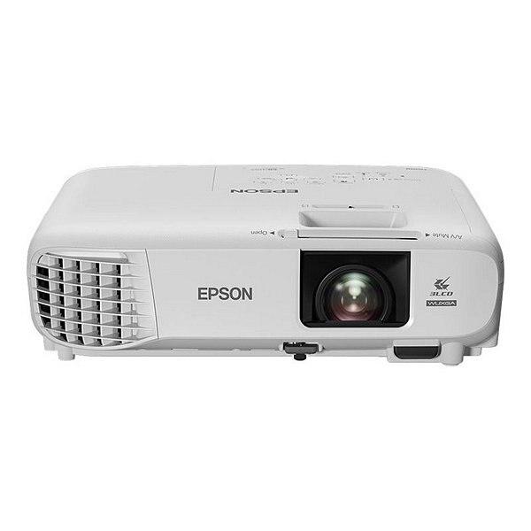 Projector Epson EB U05 3400 Lm Full HD HDMI White   - title=