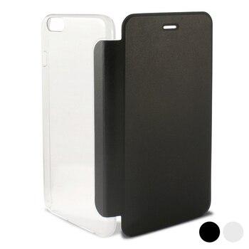 Folio Mobile Phone Case Iphone 6/6s Crystal Transparent