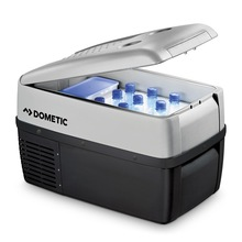 Компрессорный автохолодильник Dometic CoolFreeze CDF-26(+ Три аккумулятора холода в подарок