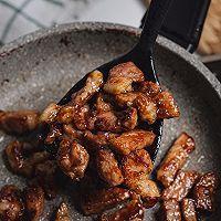 非常简单下饭的泰式炒猪颈肉配饭的做法图解14