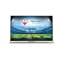 "Smart tv Hisense H65U9A 6"" 4 K Ultra HD светодиодный wifi серебристый"
