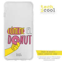 FunnyTech®Stand case Silicone for Alcatel Pop 4 5