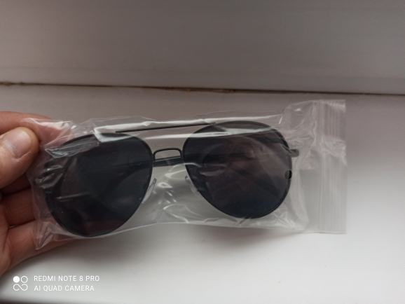 משקפי שמש מותג מוביל לגברים דגם 1877 photo review