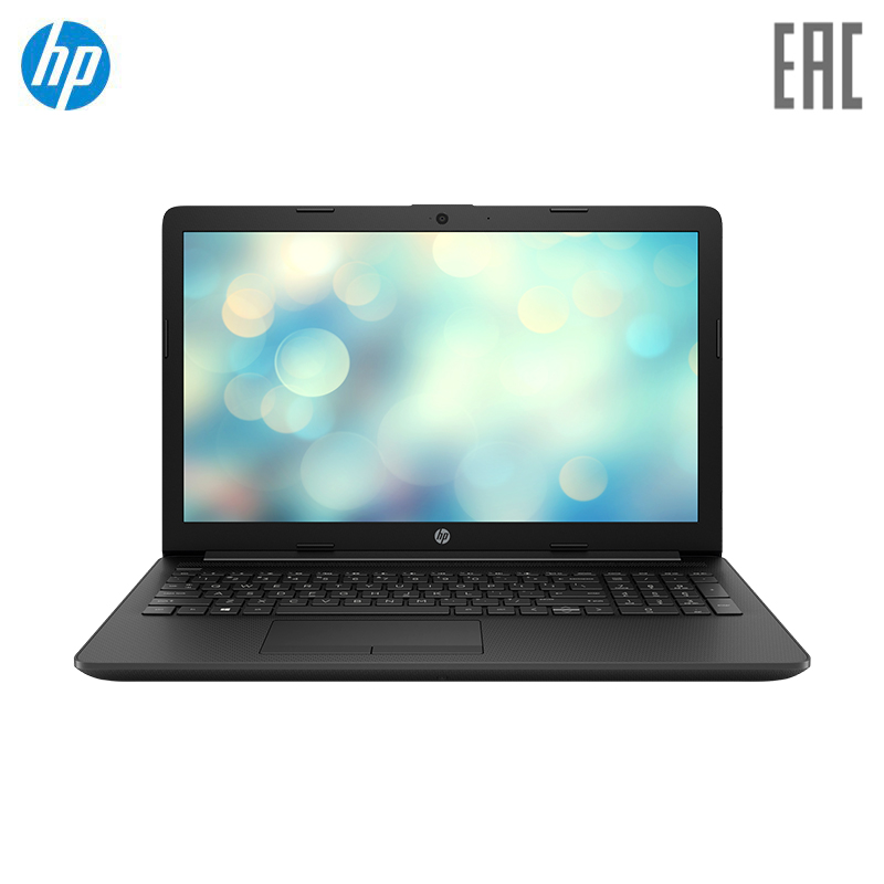 "Laptop HP 15-db1000ur AMD Ryzen 3 3200U/4 GB/256 GB SSD/noODD/15.6 ""HD /Vega3/DOS/Black (6HU39EA)"