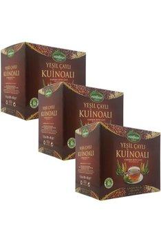 Mindivan Green Quinoa herbata ziołowa torba Slim Fit przeciwutleniacz Detox Anti-Aging tradycyjna zdrowa herbata suchy proszek herbata 3 pudełko-90 sztuk tanie i dobre opinie Filiżanki do herbaty TR (pochodzenie)