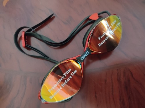 Sports Anti-Fog UV Waterproof Swimming Eyewear photo review