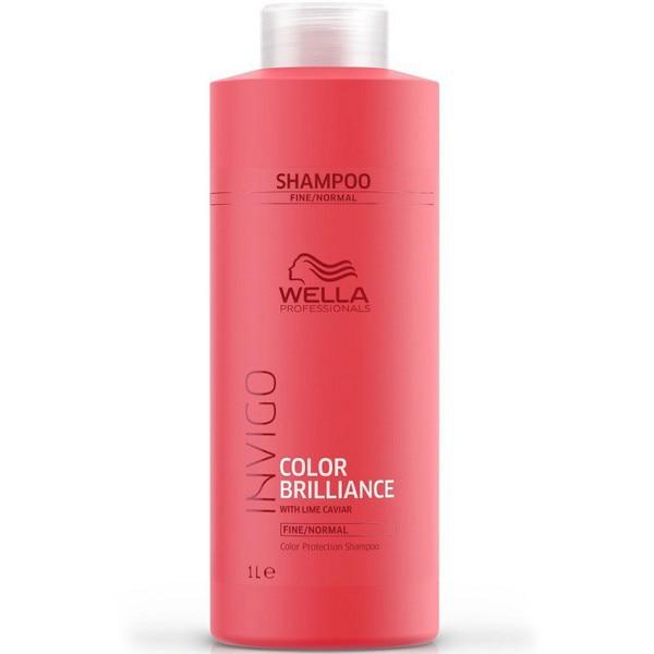 Colour Revitalizing Shampoo Invigo Blilliance Wella