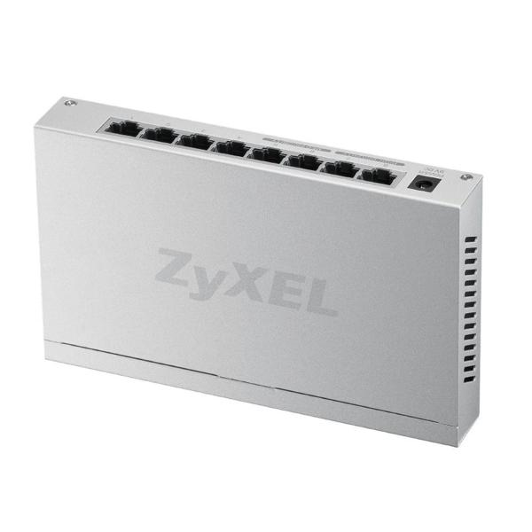Switch ZyXEL GS-108BV3-EU01 8 P 10 / 100 / 1000 Mbps