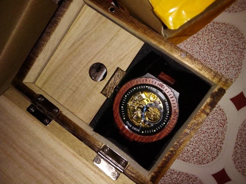 wooden watches uk