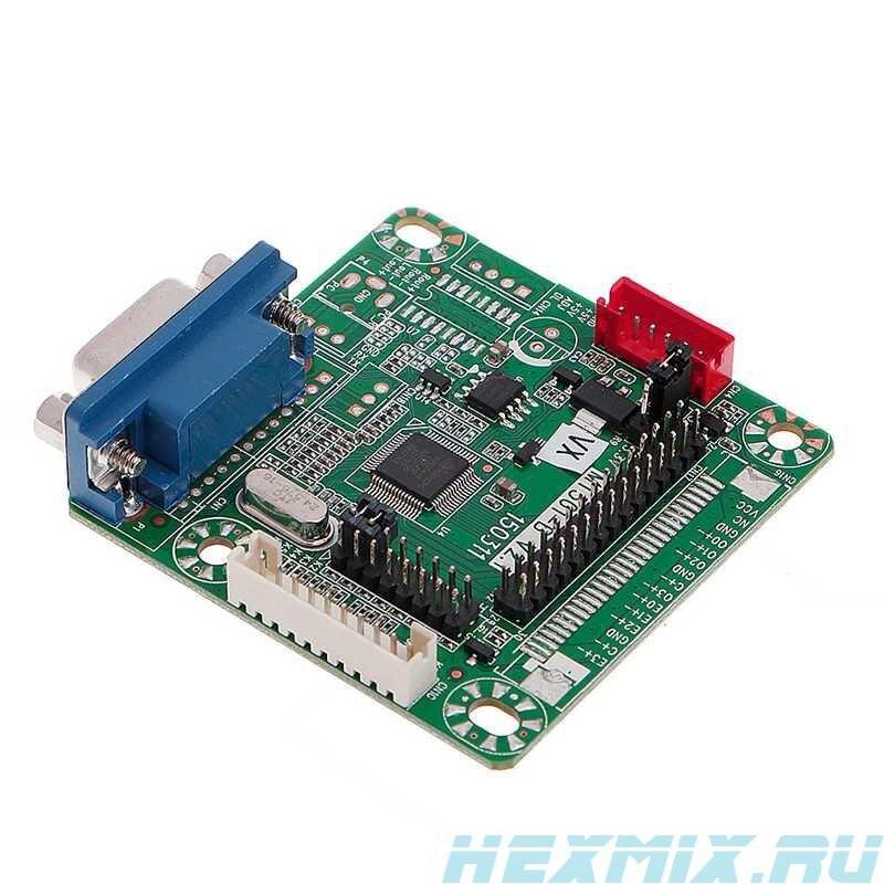 Universal LVDS Scaler Mt561-b V2.1