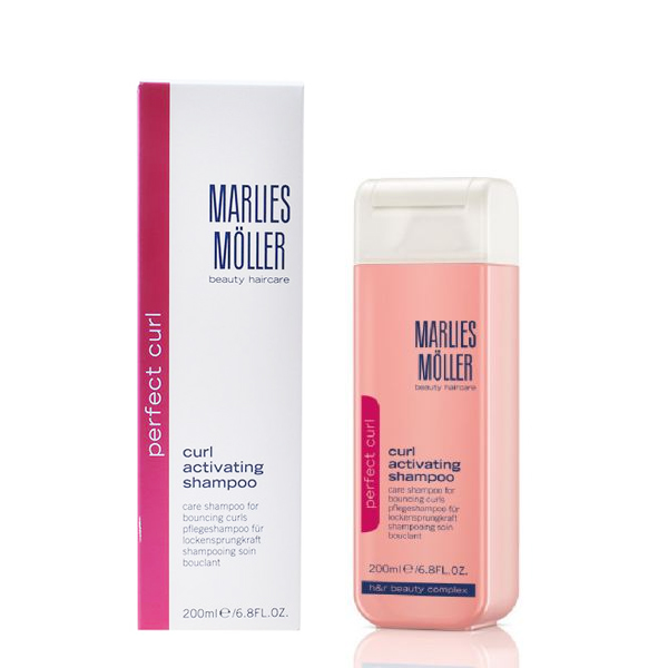 Shampoo For Curly Hair Marlies Möller (200 Ml)