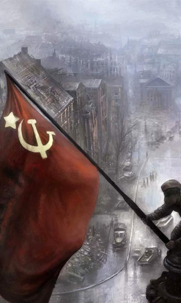 《卫国战争》封面图片