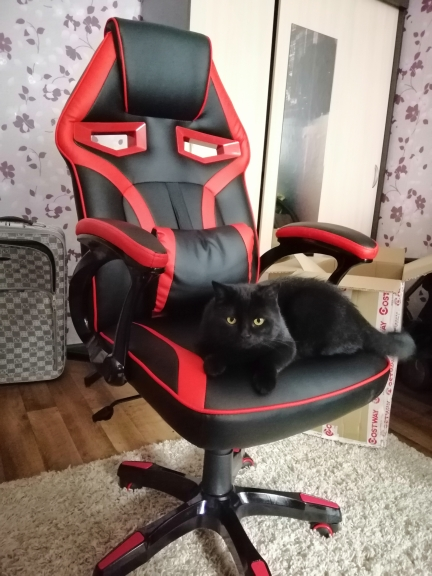 Computer gaming chair SOKOLTEC-in Office Chairs from Furniture on AliExpress