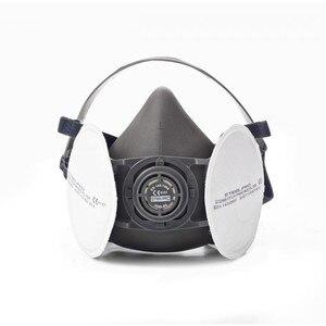 Mask Semi mask Steelpro con filtro de Protection FP3 Reusable Size l