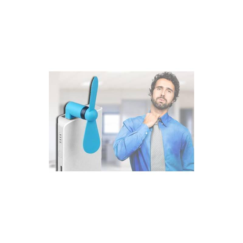 Portable Fan For Mobile Or Tablet Connect USB