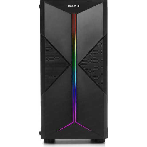 Dark X-Force 3x12cm Fan Addressable RGB USB 3.0 Computer case (DKCHXForce) 5