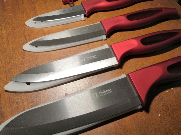 Conjuntos de facas ferramentas ferramentas polegada