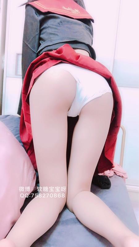 软糖宝宝呀 - JK制服[40P+3V/161MB]