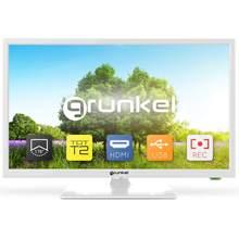 Grunkel - LED-2420B - Televisor con Panel HD Ready y Sintonizador TDT Alta Definición T2. Bajo Consumo y Auto-Apagado - 24
