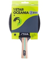 Table tennis racket Stiga 1 star Oceania, tr 1211 3316 01