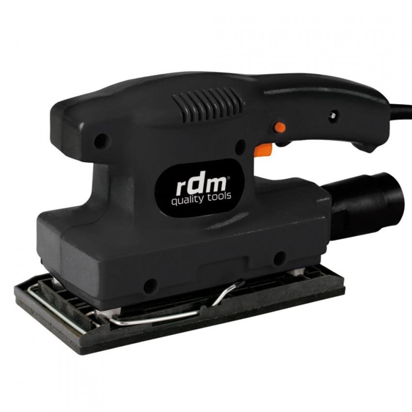 Orbital Sander 135W RDM Tools Quality