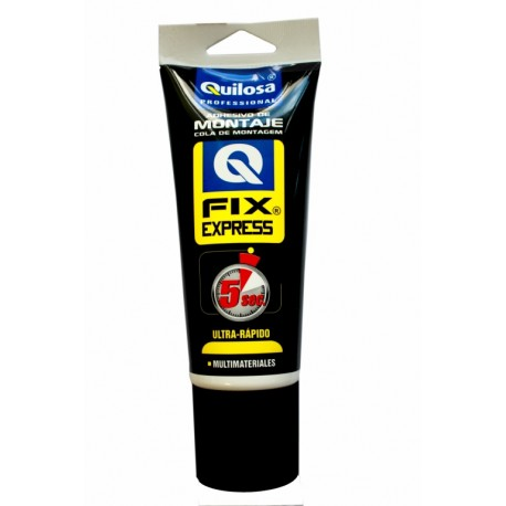 ADHESIVE MOUNT MULTIMATERIALES FIX Express TUBE 250GR