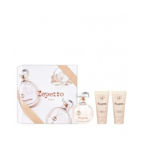 REPETTO EDP 60ML + DANCE CORPORAL LOTION 50ML + MINIATURE 5ML