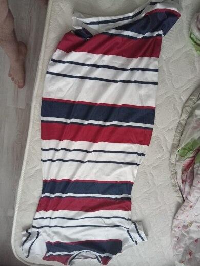 Women Summer Stripe Bodycon Dress Vestidos Short Sleeve Ladies Knee Length Dress Plain Jersey Stretch Basic Dress Dresses    - AliExpress