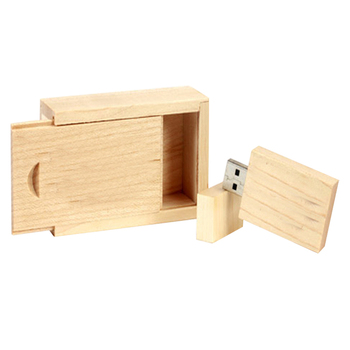 Wooden Pendrive 8GB 3.0 with box, Memoria USB matching box