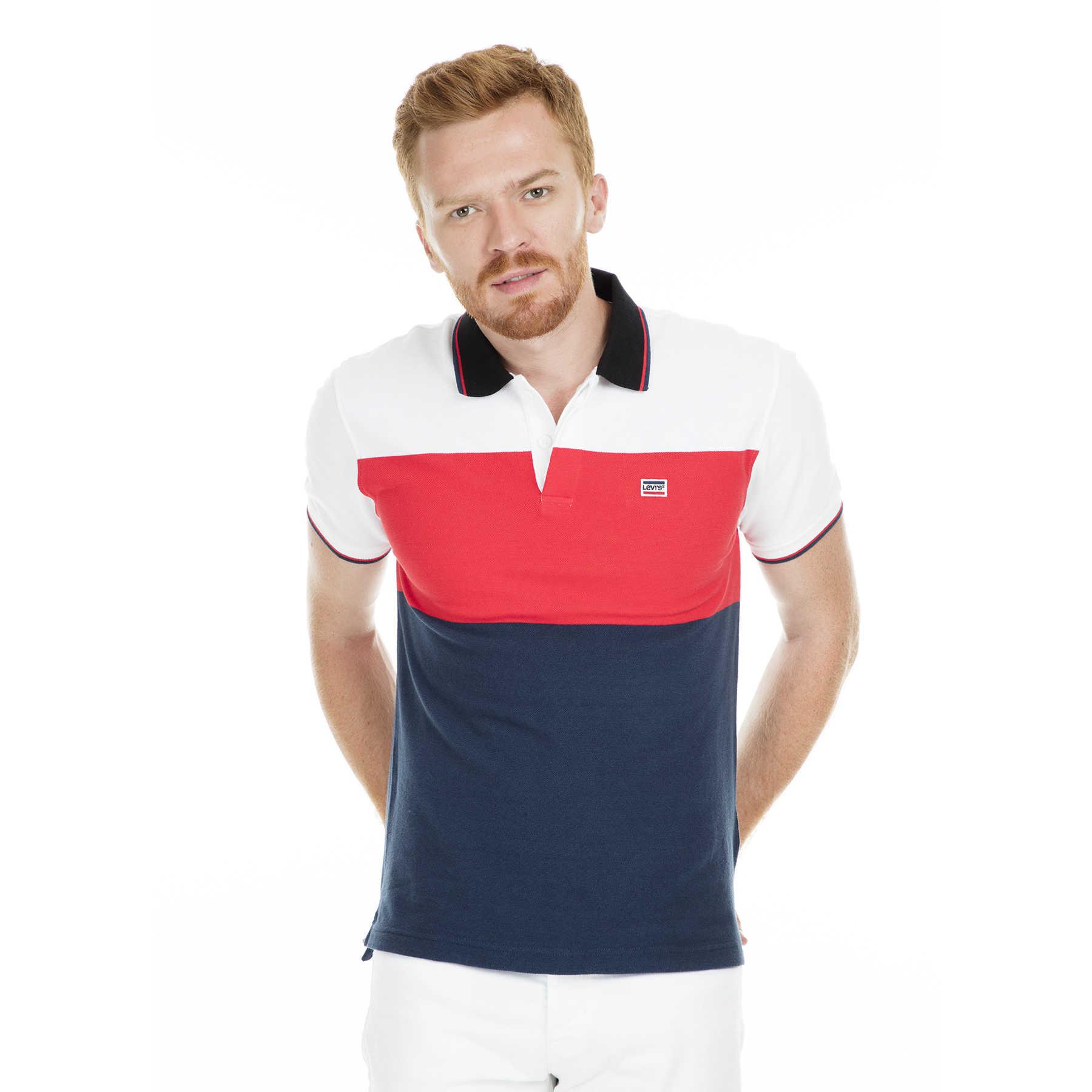 Levi's Polo T shirts men's SHİRT 81852