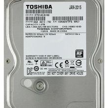 Жёсткий диск Toshiba DT01ACA100 1Tb (С ПРОБЕГОМ)...