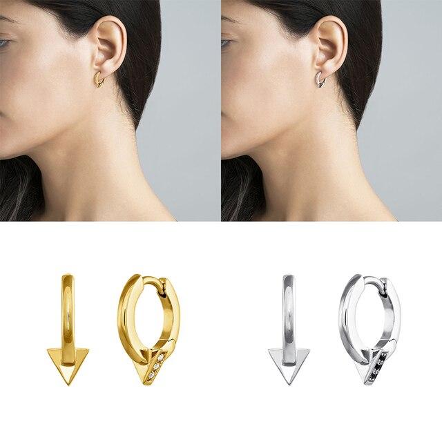 sterling fun geometric earrings 3