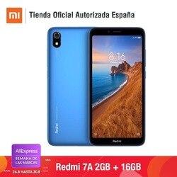 [Wersja globalna dla hiszpanii] Xiaomi Redmi 7A (pamięci wewnętrzne de 16 GB, pamięci RAM de 2 GB, Camara de 13MP + 5 MP) Movil 2