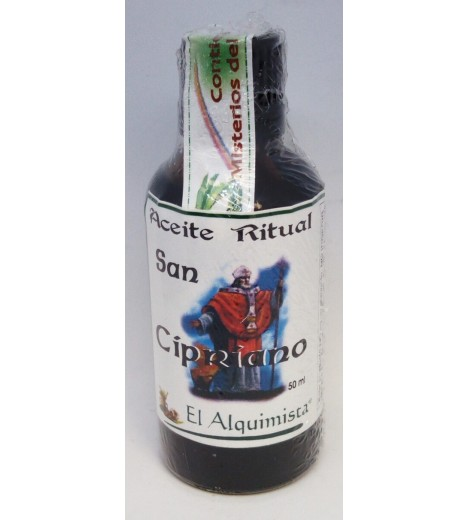 OIL SAN CIPRIANO (SHORT WITCHCRAFT And SPELLS)