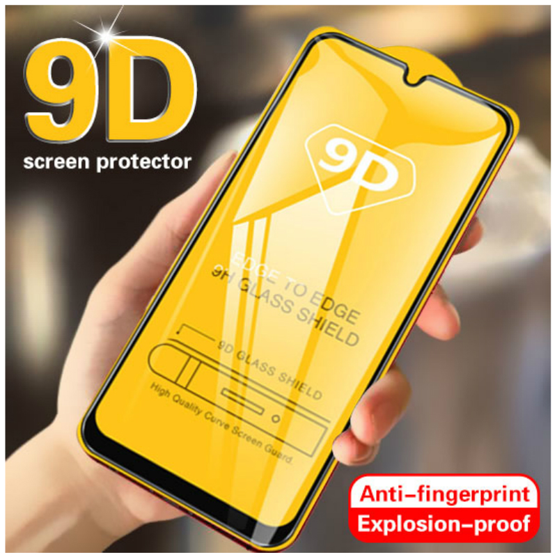9D Full Cover Tempered Glass For Iphone Models Screen Protector For All Iphone Models Dropshipping Protective Glass