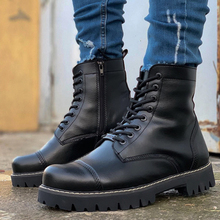 Chekich Boots for Men Boot Men's Winter Shoes Fashion Snow Boots Shoes