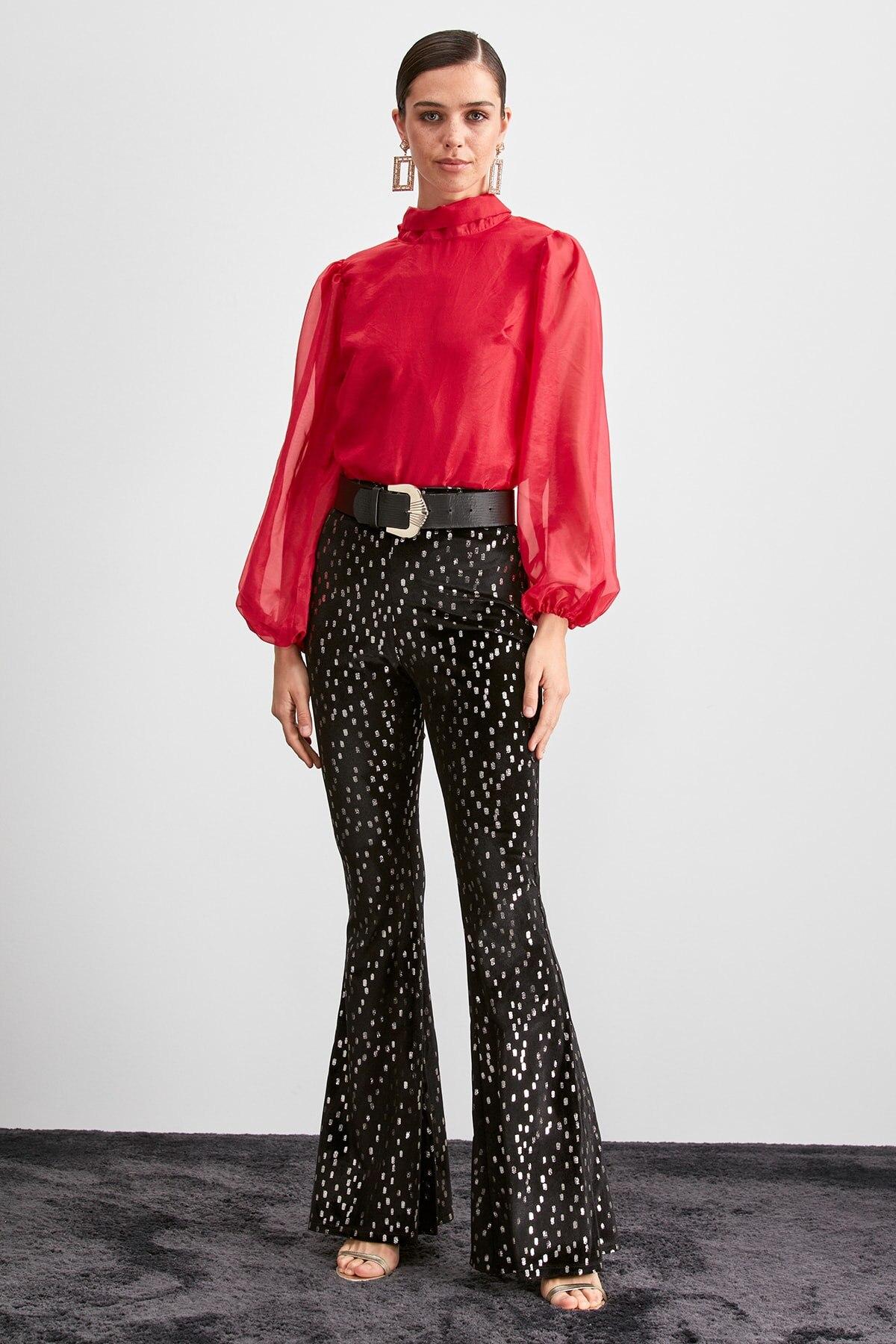 Trendyol Spanish Pants TPRAW20PL0629