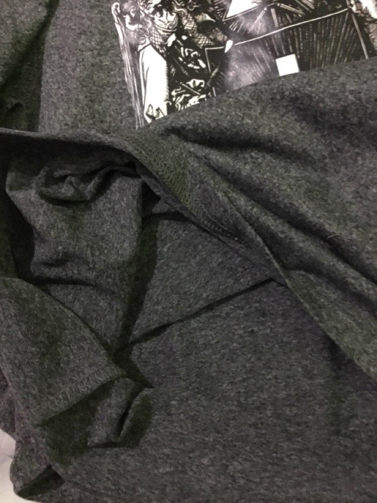 Woman t-shirts goth y2k Harajuku tops Halloween print Diablo Loose Short Sleeve kawaii anime graphic t shirt top photo review