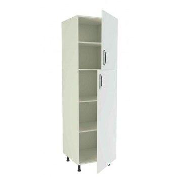 Mueble cocina columna de 60 para despensa o escobero de 2 puertas